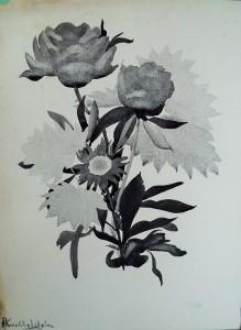 Boeket zomerbloemen