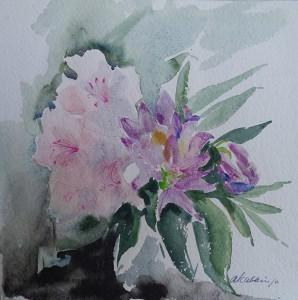 Boeketje bloemen