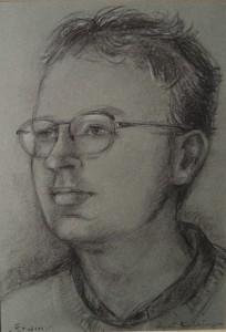 Portret van Erwin