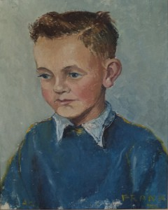 Portret van Frank Kwakkelstein