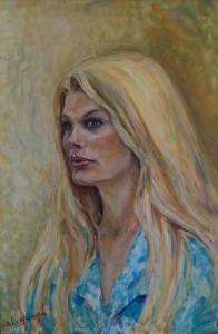 Portret van Monica Poot