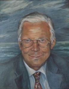 Portret van Wim Kwakkelstein