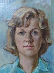 Portret van Juliette Kubbinga