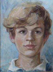 Portret van Fred F. Kubbinga