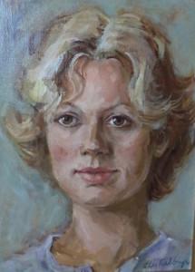 Portret van Desirée Kubbinga