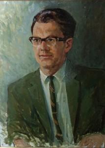 Portret van Fred A. Kubbinga