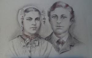 Overgrootouders familie Kwakkelstein
