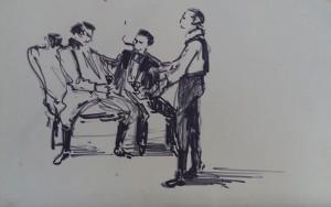 Acteurs, toneelstuk