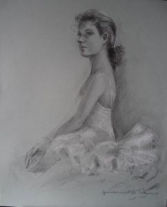 Ballerina Gwendolyn
