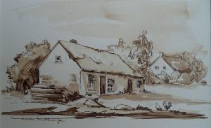 Boerderijen in Reek