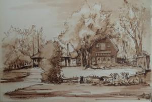 Boerderij in Warmond