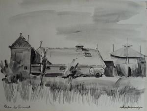 Boerderij aan de Amstel