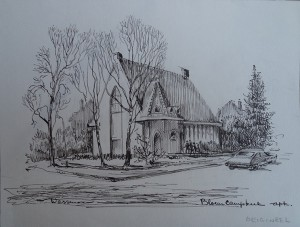 Bloemcampkerk, Wassenaar