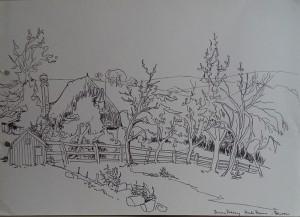 Bovey Tracey, Hele Farm, Devon
