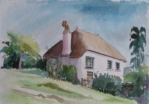 Cottage (Thorndale Farm?)