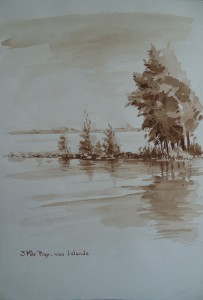 3 mile bay - 1000 Islands