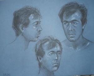 Arno, gezichtstudies