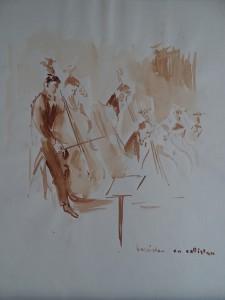 Bassisten en Cellisten