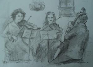 Concert Dorpskerk met Irina Simon-Renes