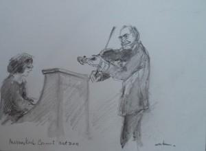 Concert in de Messiaskerk