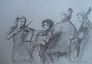 Concert Dorpskerk Wassenaar