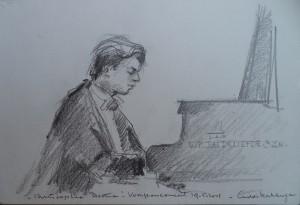Christopher Devine, voorjaarsconcert