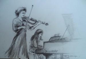 Concert in Raadhuis de Paauw
