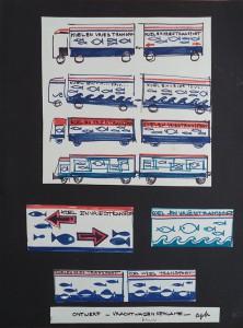 Ontwerp Vrachtwagenreclame