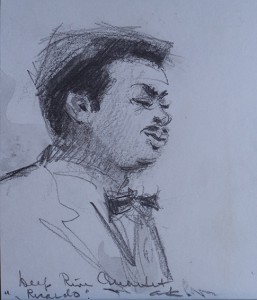 Deep Riner Quartet, Ricardo