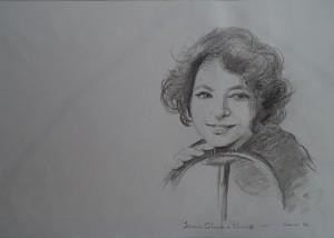 Irina Simon-Renes, portret