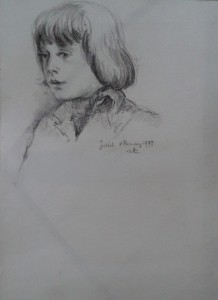 Juliette, 1e paasdag