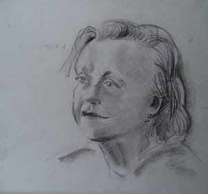 Dons van der Gronde (Voorstudie dubbelportret?)
