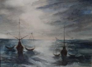 Garnalenvissers