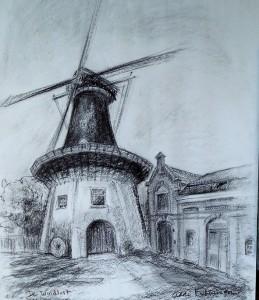 Molen 'De Windlust'