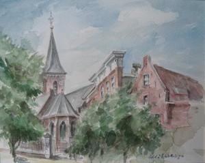 Dorpskerk te Wassenaar