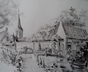 Tuin van Tadema Wassenaar