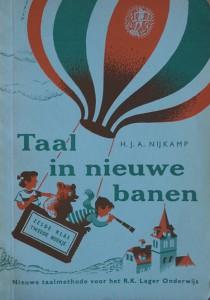 Illustraties 'Taal in nieuwe banen' door H.J.A. Nijkamp